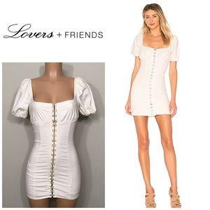 Lovers + Friends Jeanette dress. NWT